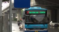 Hà Nội: Di chuyển, bổ sung nhiều điểm dừng xe buýt kết nối đường sắt Cát Linh - Hà Đông