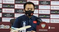 """Trợ lý HLV Lư Đình Tuấn: """"Chúng tôi rất tự hào dù thua UAE"""""""