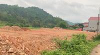 Đổ đất lấp ruộng, mở đường lên rừng trái phép ở Bắc Kạn: Xử phạt 6 cá nhân