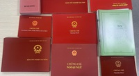 Khởi tố 2 đối tượng ở Nghệ An làm giả bằng đại học