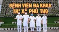 BVĐK thị xã Phú Thọ: Nỗ lực đảm bảo an toàn trong phòng, chống dịch Covid-19
