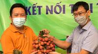 Video: Báo NTNN/Điện tử Dân Việt sát cánh cùng nông dân Bắc Giang tiêu thụ vải thiều mùa dịch