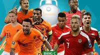 Xem trực tiếp Hà Lan vs Áo trên VTV3