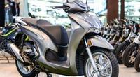 SH350i sẽ lắp ráp tại Việt Nam với mức giá rẻ?