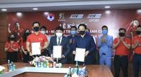 Sau kỳ tích tại vòng loại World Cup 2022, ĐT Việt Nam có thêm tài trợ