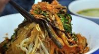 """Hà Nội: Miến lương gia vị đặc biệt, khiến khách xuýt xoa khen ngon, """"ăn không kịp thở"""""""