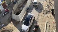 Quận Thanh Xuân: Gần 4 năm không xây xong nổi con đường hơn 400m