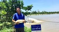 Phó Chủ tịch điển trai chia sẻ bí quyết nuôi 3 ao cá kiểu này, thu nhập tiền tỷ mỗi năm