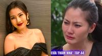 """Bị chỉ trích """"khóc lố"""" trên sóng truyền hình, diễn viên Ngọc Lan nói sự thật"""