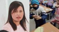 Lãnh đạo huyện Quốc Oai nói gì về thông tin học sinh cầm gậy đánh cô Nguyễn Thị Tuất chưa đủ cơ sở?