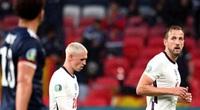 Khó tin: 2 trận, ĐT Anh có số cú sút trúng đích chỉ bằng tiền đạo Bắc Macedonia