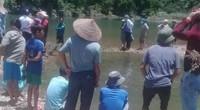 Lặn lội từ Hà Nội lên Hòa Bình tắm sông, thiếu niên 16 tuổi tử vong thương tâm
