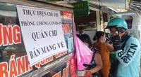 24 ca mắc Covid-19 trong 1 ngày, Đà Nẵng cấm dịch vụ ăn uống tại chỗ, cấm tắm biển