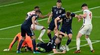 Highlight Anh vs Scotland (0-0): Quyết liệt, căng thẳng nhưng bế tắc