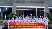 Lạng Sơn: Xét nghiệm Covid-19 toàn diện 24/24 xã của huyện Hữu Lũng
