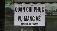 TP.HCM: Tất cả các cửa hàng quần áo, điện thoại, điện máy, cơ sở thẩm mỹ tạm đóng cửa