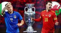 Xem trực tiếp Italia vs xứ Wales trên VTV3