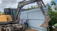 Hải Phòng: Sáng mai tổ chức cưỡng chế thu hồi 9,2ha đất quốc phòng bị lấn chiếm