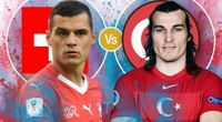 Xem trực tiếp Thụy Sĩ vs Thổ Nhĩ Kỳ trên VTV6