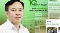 Nhà báo Lưu Quang Định, Tổng Biên tập báo Dân Việt: Lập liên minh báo chí để chống xâm phạm bản quyền