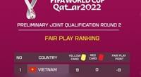 Đội tuyển của ĐNÁ chơi đẹp nhất VL World Cup 2022: Việt Nam vô đối