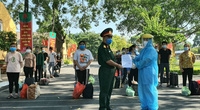 Bắc Ninh: Tiếp tục giải thể bệnh viện dã chiến số 3 điều trị bệnh nhân Covid-19