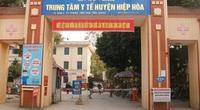 Bệnh nhân F0 ở Bắc Giang trốn ra mua đồ bị phạt 17,5 triệu đồng, giao công an theo dõi, xử lý tiếp