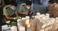Quảng Bình: Thu giữ gần 1 tấn mỹ phẩm không rõ nguồn gốc