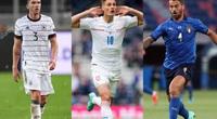 """3 """"cánh chim lạ"""" tỏa sáng rực rỡ tại EURO 2020: Ấn tượng Patrik Schick"""