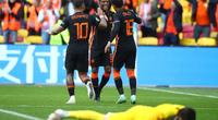 """Kết quả, BXH EURO 2020 ngày 21/6: Không """"giữ khách"""", Hà Lan đè bẹp Bắc Macedonia"""