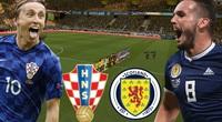 Xem trực tiếp Croatia vs Scotland trên VTV3