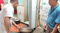 Bắc Giang: Rùng mình với nước sinh hoạt phải qua 2 lần lọc, khi sục rửa bình lọc đen xì như nước bùn