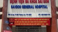 Bệnh viện đa khoa Sài Gòn tạm ngưng khám bệnh, vì có 5 ca mắc Covid-19 đến khám sàng lọc