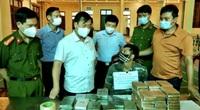 Điện Biên: 12 giờ phá 2 chuyên án ma tuý lớn, thu 83 bánh heroin