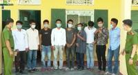 TT- Huế: Thông đồng phá rừng, cán bộ quản lý bảo vệ rừng bị bắt cùng 9 lâm tặc