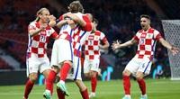 Kết quả, BXH EURO 2020 ngày 23/6: Modric đưa Croatia vào vòng/18