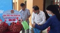 Quảng Nam: Hội Nông dân hỗ trợ tiêu thụ hơn 60 tấn hành tím Sóc Trăng