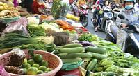 Ít người bán, giá rau củ quả tại TP.HCM tăng mạnh