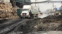 Bắc Ninh: Xả thải ô nhiễm kinh hoàng ở Phú Lâm, 8 doanh nghiệp sản xuất giấy bị đóng cửa, phạt 2,5 tỷ đồng