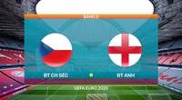 Highlight CH Séc vs Anh (0-1): Grealish kiến tạo cực đỉnh, Sterling tỏa sáng, Anh đả bại Séc
