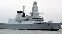 """Nga công khai video vụ bắn cảnh cáo """"đuổi"""" chiến hạm Anh ngoài khơi Crimea"""