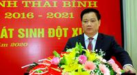 Chân dung người vừa được 100% đại biểu tín nhiệm, bầu tái cử chức Chủ tịch UBND tỉnh Thái Bình