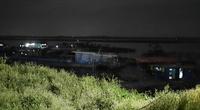 """Bắt giữ 19 tàu khai thác cát trái phép """"lộng hành"""" trên địa bàn tỉnh Vĩnh Phúc"""