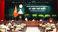 Khai mạc kỳ họp thứ nhất HĐND TP.HCM khóa X: Bầu Chủ tịch HĐND và Chủ tịch UBND TP.HCM