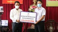 Cán bộ nhân viên EVNCPC ủng hộ phòng, chống dịch Covid-19 ở Đà Nẵng