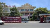 Bình Thuận: Giãn cách xã hội huyện Tuy Phong và TP.Phan Thiết theo Chỉ thị 15