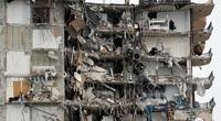 Gần 100 người vẫn mất tích sau vụ sập tòa nhà chung cư ở Florida