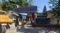 Cận cảnh bệnh viện dã chiến trước giờ bàn giao tại Nghệ An