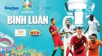 Giao lưu trực tuyến Euro 2020: Lộ diện nhà vô địch và những tiếc nuối