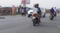Hải Dương: Ô tô cảnh sát giao thông gây tai nạn khiến 1 nữ sinh tử vong tại chỗ
